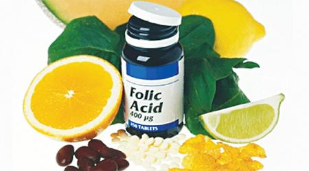 Bổ sung vitamin cho mẹ và bé.