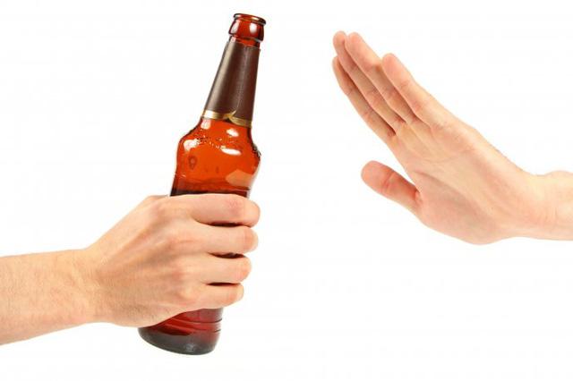 Từ chối rượu bia nếu bạn đang muốn có con
