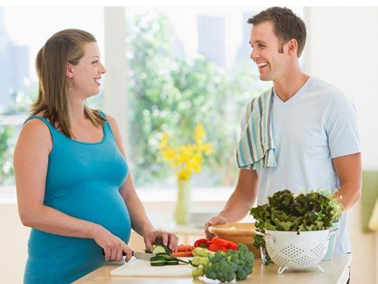 5 cách giảm tình trạng ợ chua khi mang thai