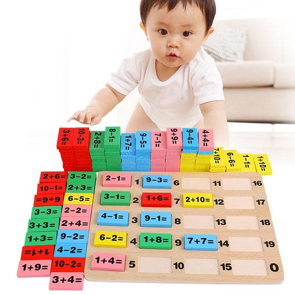 Trò chơi cho trẻ em phát triển trí não