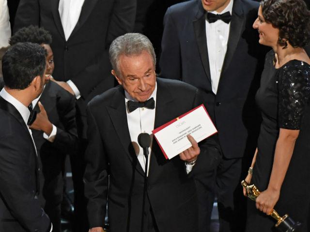 Scandal Oscar