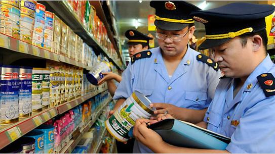 Cảnh báo sữa bột giả Trung Quốc đang xâm nhập vào thị trường Việt Nam