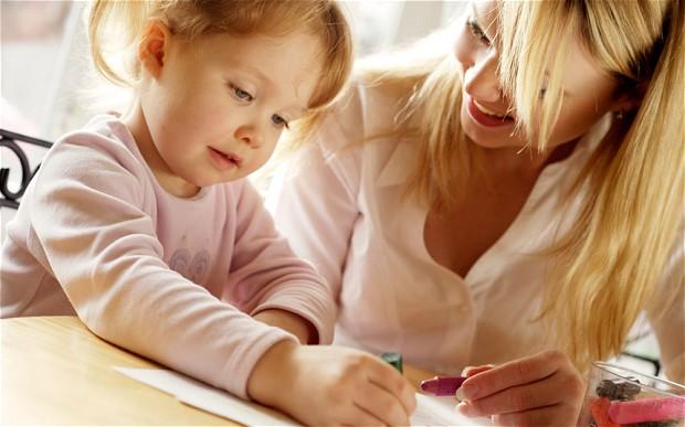 4 bí quyết tạo hứng thú cho trẻ học tập