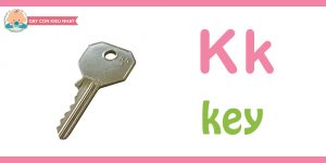 Flashcard cho bé -key