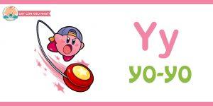 Flashcard cho bé-yoyo