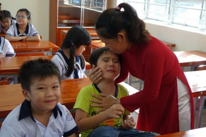 Mỗi đứa trẻ đều cần có một người để yêu thương