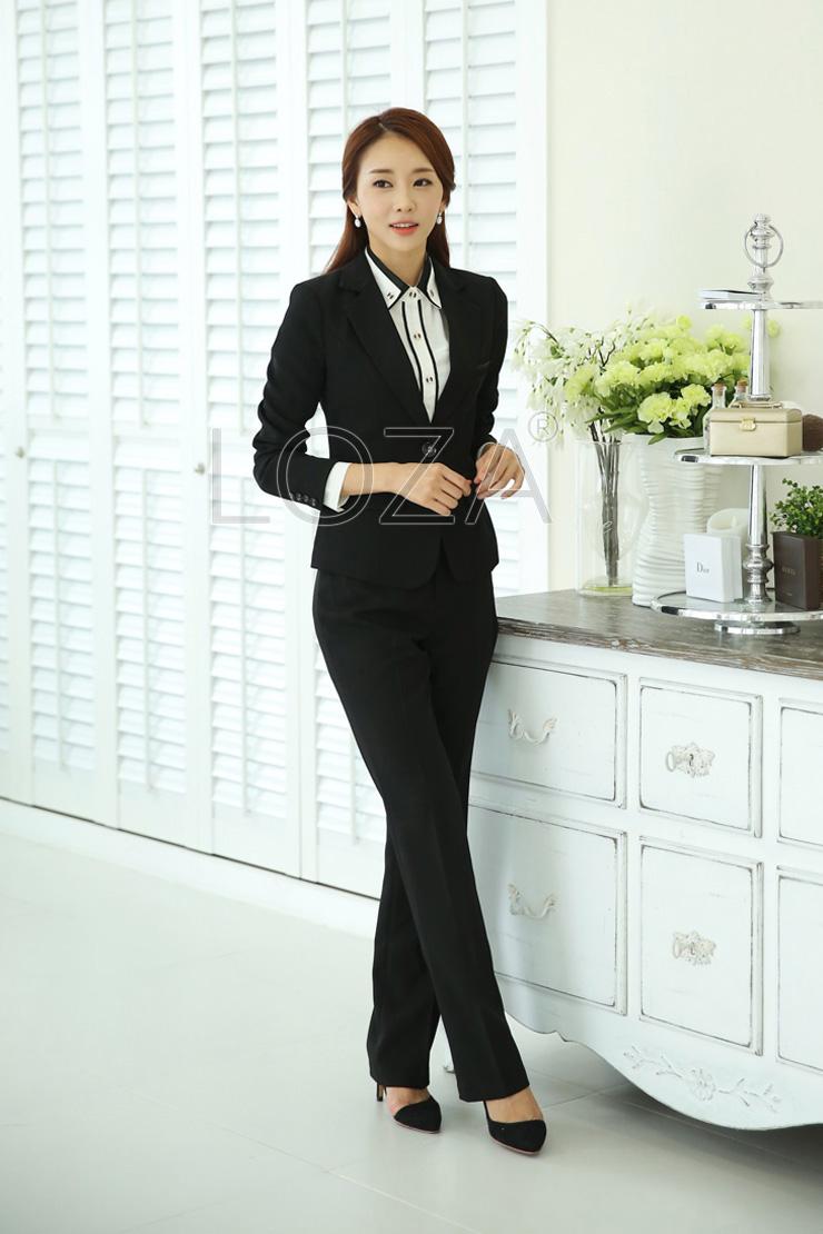 Mẫu suit đẹp cho nàng