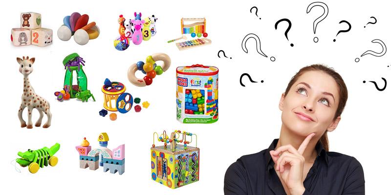 Lựa chọn đồ chơi cho con