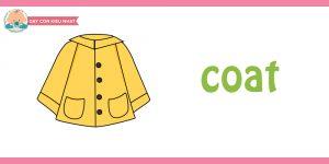 flashcard - các loại trang phục 15