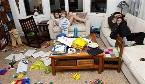 Cha mẹ làm hư con trẻ bởi những hành động như thế này