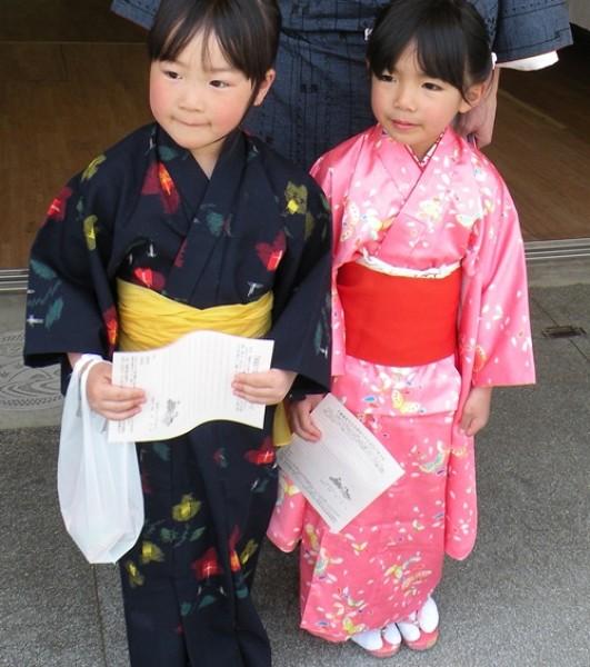 Mẹ Nhật dạy con về ngày tết truyền thống