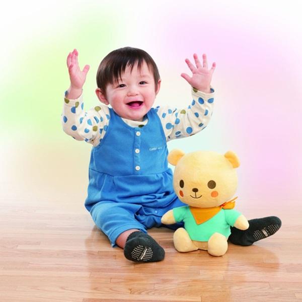 Phát triển trí tuệ trẻ 10 tháng đến 1 năm