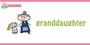 flashcard cho bé- chủ đề gia đình 9