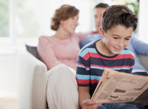 Học cách chấp nhận là cách để con bạn thành công!