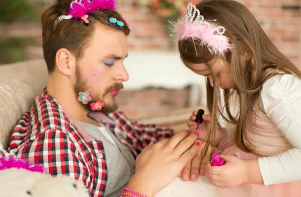 Thư gửi bố, đừng để mình trở thành một ông bố tồi!