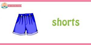 flashcard - các loại trang phục 5