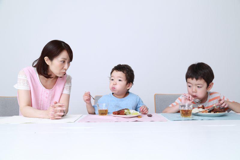 Rèn luyện tính kỷ luật cho con trẻ
