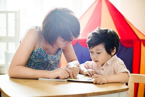 phương pháp Glenn Doman giáo dục sớm cho trẻ