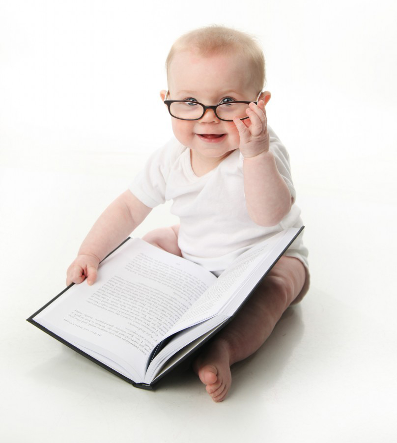 6 dấu hiệu chứng tỏ trẻ mới sinh ra vô cùng thông minh