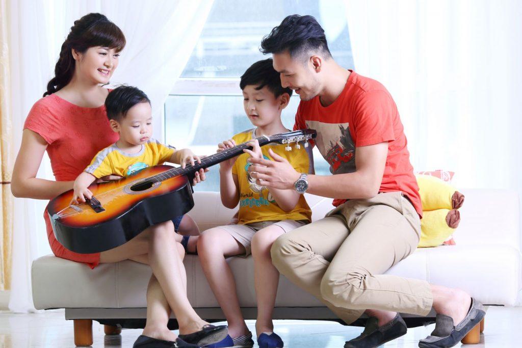 Quản lý trong gia đình, nên hay không áp dụng với trẻ?
