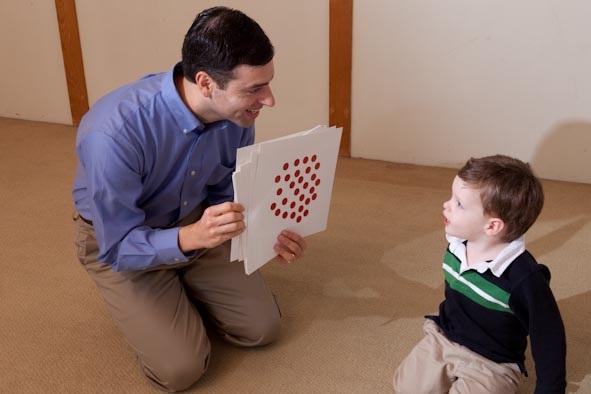 phương pháp Glenn Doman dạy trẻ biết nói sớm