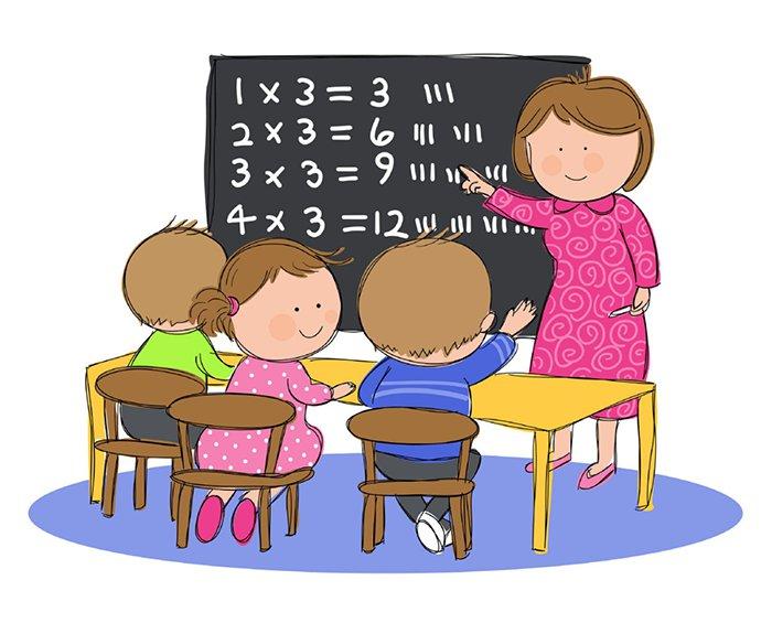 10 bí quyết dạy trẻ học toán giúp phát huy trí tuệ của trẻ
