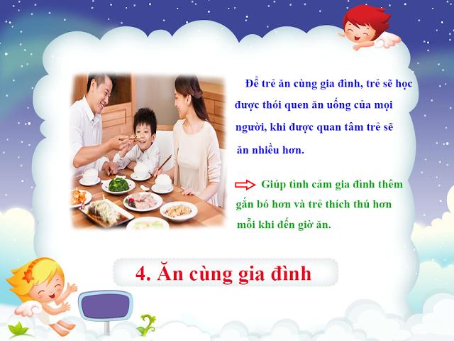 Ăn cùng gia đình
