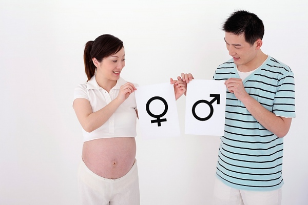 Bí quyết để sinh con trai, gái theo ý muốn