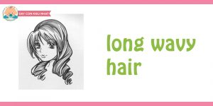 flashcard cho bé chủ đề mái tóc9