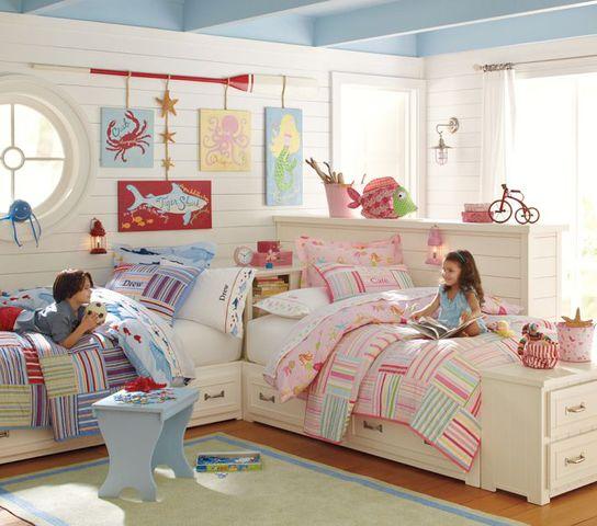 Khi nào bạn nên cho trẻ ở phòng riêng?
