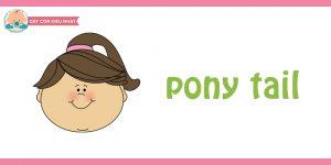 flashcard cho bé chủ đề mái tóc 5