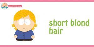 flashcard cho bé chủ đề mái tóc3