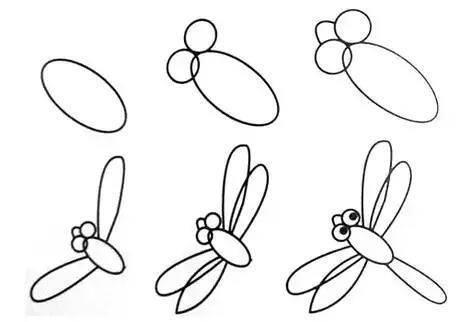 Cách dạy bé vẽ các con vật siêu đơn giản