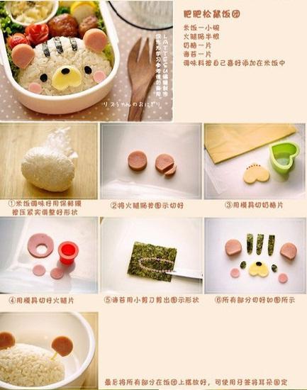 Ăn dặm kiểu Nhật: Học mẹ Nhật cách làm cơm bento cho bé
