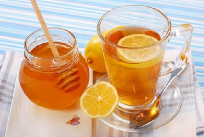 Cách làm nước chanh mật ong giải cảm