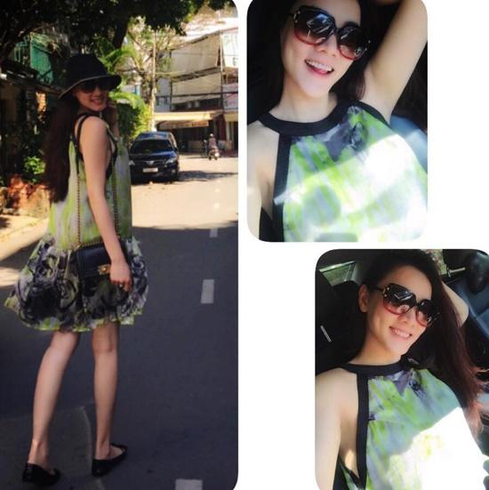 Dàn sao Việt với phong cách thời trang bầu bí ngắm mãi không chán