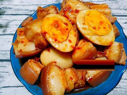 Cách làm thịt kho trứng thơm ngon cho cả nhà