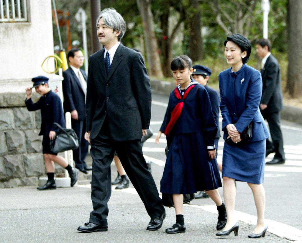 Công chúa Mako Nhật Bản quyết tâm từ bỏ địa vị hoàng tộc để lấy thường dân