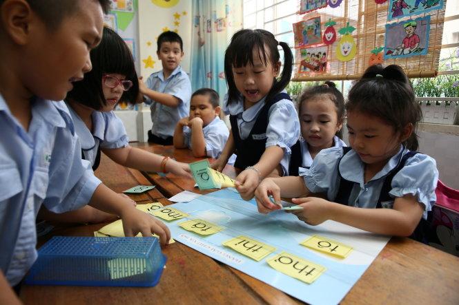 Năm 2018: Lại tiếp tục cải cách giáo dục, thực hiện đại trà ở lớp 1