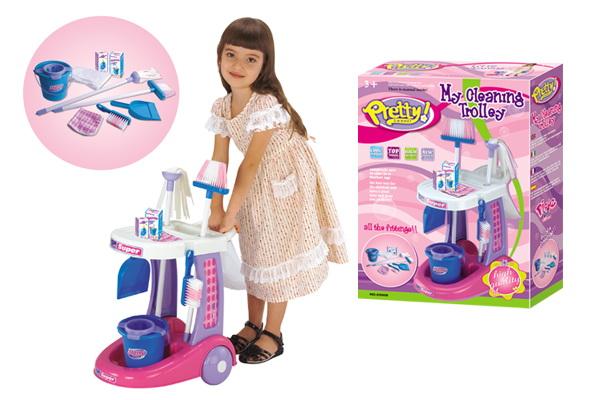 Những món đồ chơi dành cho bé gái các mẹ nên cho con chơi