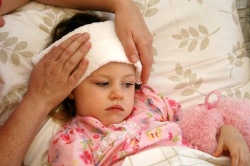 Phương thuốc thần kỳ chữa mồ hôi trộm ở trẻ