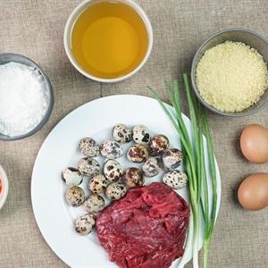 Món ngon cho bé: thịt bò bọc trứng cút, trứng cuộn thịt ba chỉ thơm ngon mẹ không nên bỏ qua