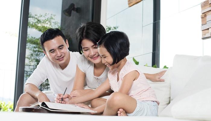 Phương pháp dạy con của người Nhật luôn chú trọng những hành vi cụ thể.