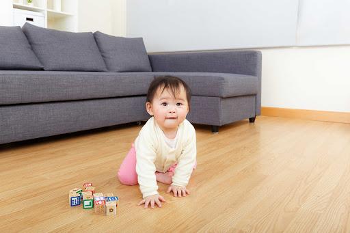 Phương pháp dạy con của người Nhật tập trung phát triển khứu giác cho trẻ.
