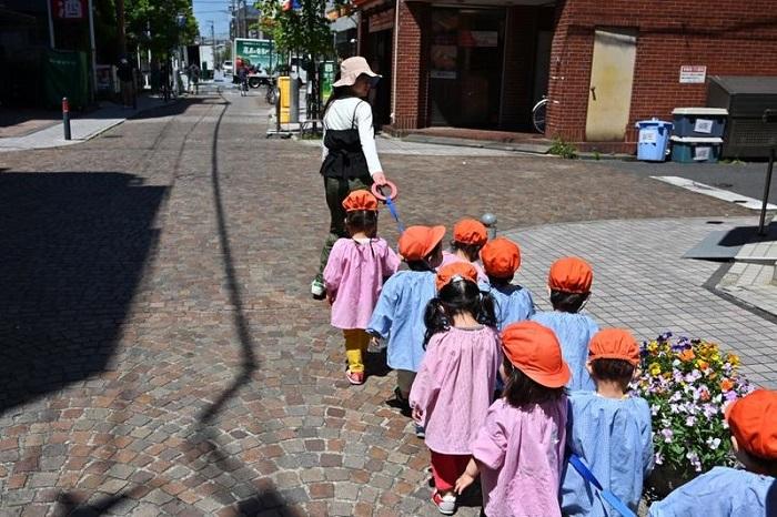 Trẻ em Nhật được rèn luyện tính kỷ luật cả ở trường và ở nhà.