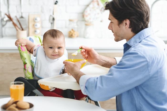Thực đơn cho bé từ 12 đến 24 tháng tuổi