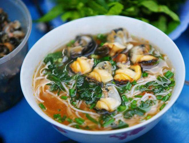 Ẩm thực ngõ Đồng Xuân Hà Nội