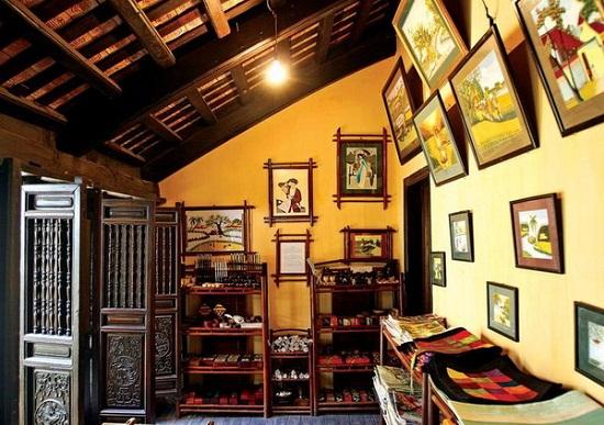 Nhà cổ Mã Mây ở Hà Nội
