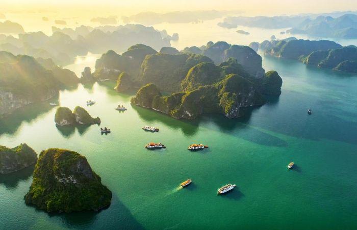Du lịch Hạ Long - Việt Nam