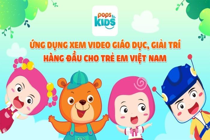 Kênh youtube cho trẻ em Việt Nam